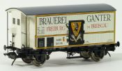 MTH 2294002 Brauerei Ganter goods van 120019 - reduced